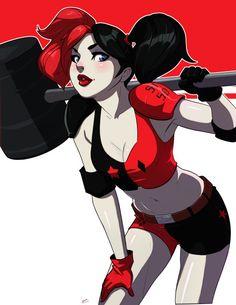 Harley Quinn - Matthew Orders