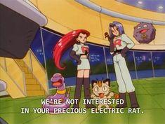 Jessie James, Cartoon Quotes, Pokemon Images, Team Rocket, Have A Laugh, 90s Kids, Hd Images, Pokemon Go, Childhood Memories