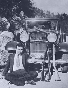 Just 16 yrs. old, W.D. Jones notched two murder raps in his first two weeks as Clyde Barrow's protege.