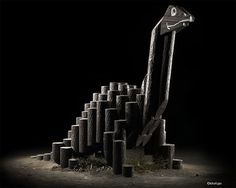 See the photo of architecture set For years Japanese photographer Kito Fujio has been working on his photographic experimentation in playgrounds Park Playground, Playground Design, Backyard Playground, Playground Ideas, Dino Park, Passion Photography, Art Photography, Dramatic Photos, Public Space Design
