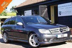 2008 Mercedes C Class c200 cdi estate with automatic gearbox for sale at http://www.simonshieldcars.co.uk/used/mercedes-benz/c-class/c200-cdi-sport-5dr-auto/ipswich/suffolk/17378686