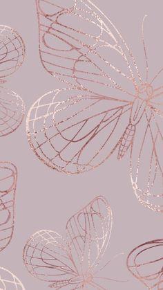 IPhone Wallpaper – Hintergrund Flower Phone Wallpaper, Rose Gold Background, Butt … – Living Wallpapers For Your Devices Gold Wallpaper Background, Rose Gold Wallpaper, Watch Wallpaper, Colorful Wallpaper, Flower Wallpaper, Butterfly Background, Screen Wallpaper, Glitter Wallpaper, Glitter Background