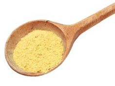 """Nutritional Yeast : """"Most vegans are just in love with this stuff as it adds a cheesy or creamy umami flavor to your foods and is a great source of vitamin B-12, which is something vegans always need more of,"""" says McCowan. """"It makes for a decadent and nutritious bowl of mac 'n' cheese,"""" seconds Coscarelli. Falso sprinkles on popcorn, and even salads for a salty bite. """"I think of it as a vegan parmesan cheese,"""" he says. Nutritional yeast is dairy, soy, gluten and sugar free."""