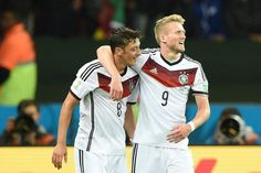 """""""Germany edge past Algeria to set up quarterfinal clash with France"""" Complete FIFA world cup coverage at GISMaark Sports visit http://www.gismaark.com/NewsSportss.aspx"""