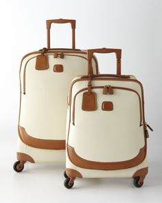 """Bojola"" Collection Luggage by Bric\'s at Horchow."