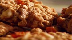 Photo of Peaches and Cream Oatmeal Cookies