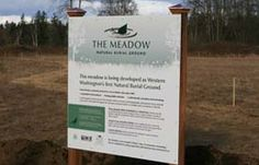 The Meadow at Greenacres - A natural burial ground in Ferndale, WA
