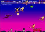 Ninja Go Air Combat | Juegos Ninjago - jugar online