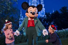 Mickey's Very Merry Christmas Party- Disney World... this is the place to be during christmas