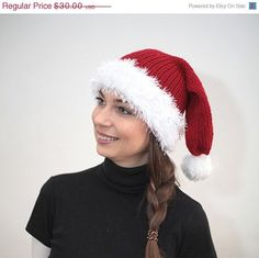 HOLIDAY SALE  Winter Hat Knit Hat Wool Knit Hat by Solandia