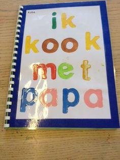 De voorkant van het kookboek