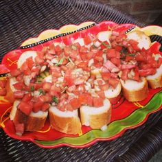I thought I knew how to make bruschettas. But after trying this recipe, I see that I did not! Great recipe!