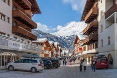 Serfaus - Tirol - Austria
