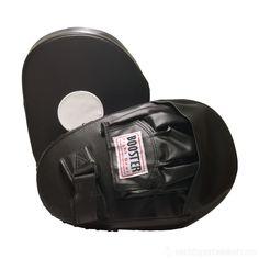 Booster PML-B stootkussens. Nieuwe model, uitgevoerd in het zwart. Net op de foto gezet...