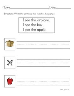 Worksheets Edmark Reading Program Worksheets reading worksheet it is using sight words from the edmark these worksheets are used to practice writing sentences 1 74 in level programneat