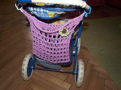 NÁKUPNÍ SÍŤOVKA TAŠKA dětská nákupní taštička, nejlepší pro hračky na písek :))) nebo připnout na kočárek