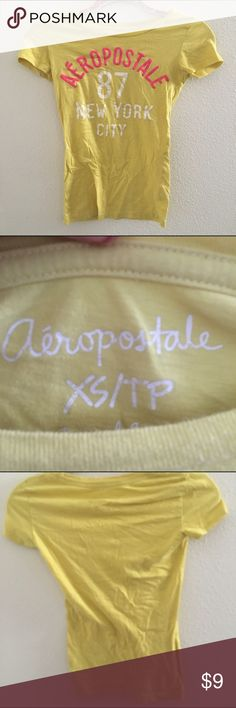 Aeropostale shirt! In great condition! Aeropostale Shirts & Tops Tees - Short Sleeve
