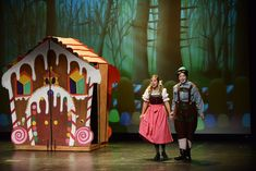 Music Department Performs 'Hansel and Gretel' for Local Elementary Schools High Point University | High Point University | High Point, NC