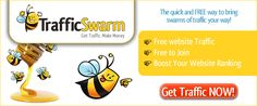 Home Business Websites and in starting your own Online Business!: TrafficSwarm The #1 traffic exchange network