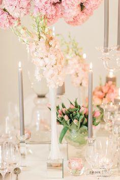 Pink Hydrangea Centerpieces, Pink Hydrangea Wedding, Wedding Flowers, Flower Ball, Event Company, Wedding Table, Pink Flowers, Wedding Bouquets, Wedding Planner