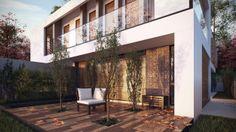 Mimosa Road House - Camera 6 3ds Max - Corona Renderer - Photoshop