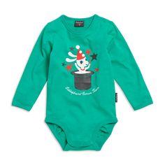 Bodysuit, Green, Kids, Sale | Lindex