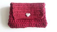 las tardes de Ana: Trapillo x 3 (crochet)