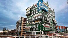 Hotel Inntel Zaandam (Amsterdã)