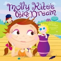 Are you looking for really great books as gifts for your children or grand-children's Easter Baskets? Molly Kite, Tootsie and Lulu are sure to bring huge smiles to their faces this Easter season.