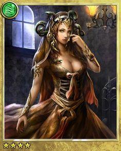 憂いの蛇女マギサ ドラゴンズシャドウ / Medusa Goron