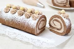 ROTOLO ALLE NOCCIOLE | roll with nuts