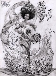 Aquarius by Devoratus