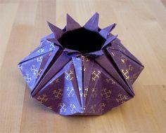 Starbox origami tutorial