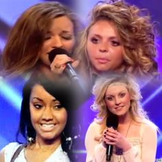 Wow.. Who knew that we would've made it this far? I was watching our auditions and crying because we actually made it. I love you girls more than anything! Xx @Jes Yeager Nelson @Jade Alvarez Thirlwall @Kris Gruber Edwards