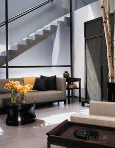 Modern and Antique....love the mix - www.trendsideas.co.nz - Collect-Connect-Collaborate