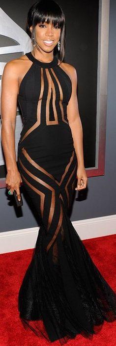 Kelly Rowland @ 2013 Grammys ♥✤   Keep the Glamour   BeStayBeautiful