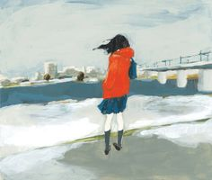 art, girl, freedom, me