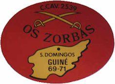 Companhia de Cavalaria 2539 do Batalhão de Cavalaria 2876 São Domingos 1969/1971 Guiné