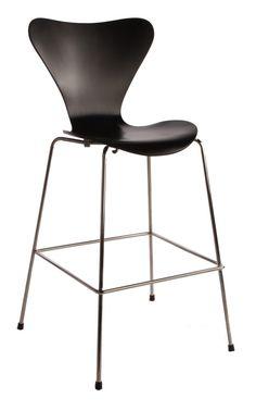 Arne Jacobsen Series 7 Stool Replica