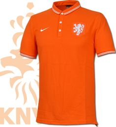 オランダ代表2014 オーセンティック ポロ