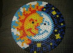 Perler Bead Crafts This craft will definitely take you back! Check out these 36 creative Perler Bead crafts!This craft will definitely take you back! Check out these 36 creative Perler Bead crafts! Perler Bead Designs, Hama Beads Design, Diy Perler Beads, Perler Bead Art, Pearler Beads, Fuse Beads, Hama Beads Coasters, Melty Bead Designs, Melty Bead Patterns