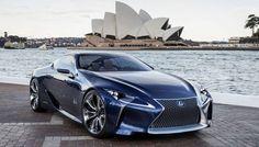 """Résultat de recherche d'images pour """"Lexus LC 500"""""""