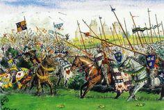 The Battle of Baugé 1421