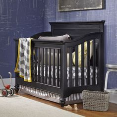 Black Baby Cribs  -  Of various style cribs people prefer black baby cribs because the black color of the cribs has certain effect on the internal decor and also keep the ...