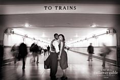 african americans in 1940's | ... Station Engagement Photography – 1940′s Theme { KRISTEL + JASON