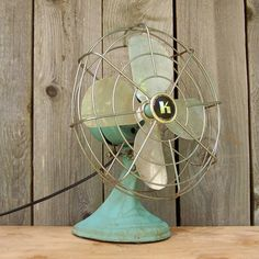 Antique/ Vintage fan are my new obsession.