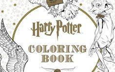 Livro de colorir de Harry Potter será lançado em novembro nos EUA