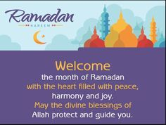 Here we will be giving you complete details about happy Ramadan Kareem greetings 2020 wishes, quotes, messages sms, cards and pictures. Have a look at these Ramadan greetings for the holy month of Ramadan. Ramadan Quran, Happy Ramadan Mubarak, Ramadan Cards, Ramadan Day, Ramadan Greetings, Ramadan Kareem Pictures, Ramadan Photos, Ramadan Wishes Messages, Blessing Message