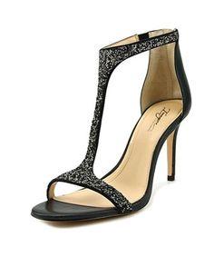 20da6d9f0f7 IMAGINE VINCE CAMUTO IMAGINE VINCE CAMUTO PHOEBE OPEN-TOE LEATHER HEELS.   imaginevincecamuto  shoes