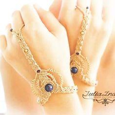---* Angels collection *--- Слейв-браслеты с лазуритом. Есть в наличии! Slave-bracelets with lapis lazuli. Available!  #macrame #micromacrame #macramejewelry #slavebracelets #handmadejewelry #handmadebracelets #phanganisland #phangan #kohphangan #samui #samuiisland #kohsamui #макраме #микромакраме #украшениямакраме #слейвбраслеты #украшенияручнойработы #ручнаяработа #браслетыручнойработы #панган #копанган #самуи #косамуи